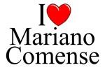 I Love (Heart) Mariano Comense, Italy