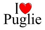 I Love (Heart) Puglie, Italy