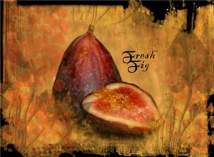 Botanical Fresh Fig