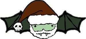 Santa Bat