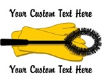Cleaning Supplies CUSTOM TEXT