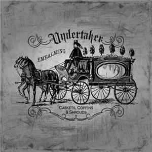 Vintage Style Undertaker