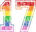 Retro 17 Rainbow