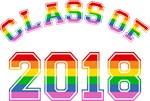 Class Of 2018 Rainbow