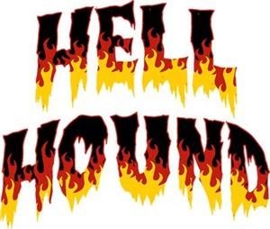 Retro Hell Hound