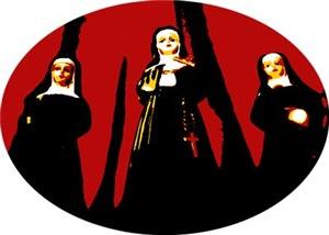 Stern Nuns