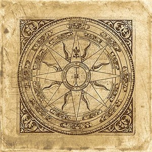 Old Compass Rose 4