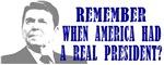 Remember When Reagan