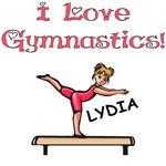 I Love Gymnastics (Lydia)