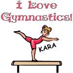 I Love Gymnastics (Kara)