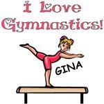 I Love Gymnastics (Gina)