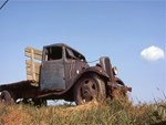 The Hamptons: Old Potatoe Farm Truck