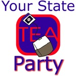 Tea Parties - Click here for all of the States