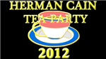 2012 herman cain tea party
