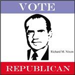 Vote Republican - Nixon