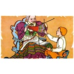Knitting - Mother and Son