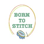 Born To Cross-Stitch