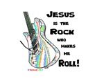 Jesus is my Rock!