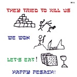 Passover Story in Three Sentences