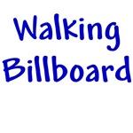 Walking Billboard