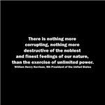 William Henry Harrison Quote