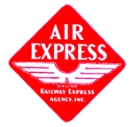 Railway Express Air Express