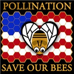 PolliNATION Save our Bees