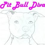 Pit Bull Diva Style