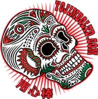 Los Muertos Skull