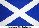 Scotland St Andrews Flag