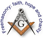 Masonic Square and Compass #53