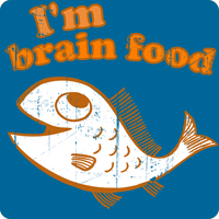 I'm Brain Food t-shirts