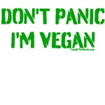 Don't PANIC I'M VEGAN Section