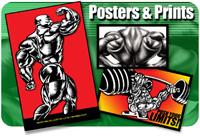 BODYBUILDING Posters & Framed Prints!