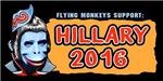Hillary 2016 - Monkeys