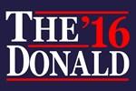 The Donald - Reagan Bush style