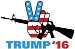 Trump Peace Hand