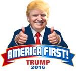 America First! - Trump
