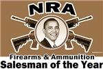 Firearms & Ammunition Salesman