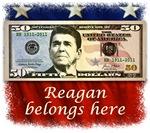 Reagan Belongs Here