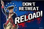 Don't Retreat - Reload