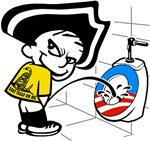 Tea Party Bullseye