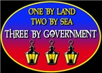 Three if by Government