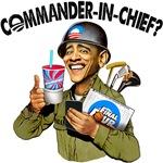 Commander in Chief?