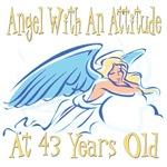Angel Attitude 43rd