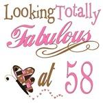 Fabulous 58th