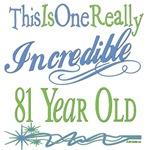 Incredible 81st