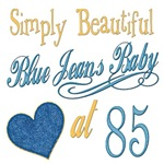Blue Jeans 85th