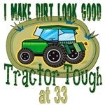 Tractor Tough 33rd