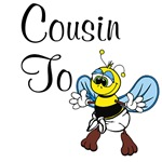 Cousin to bee